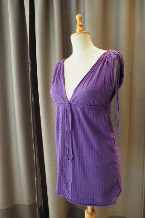 Lila Shirt od. kurzes Kleidchen