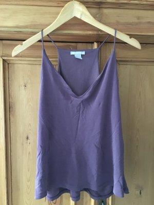 Lila Shirt von H&M, Gr.M, neu&ungetragen