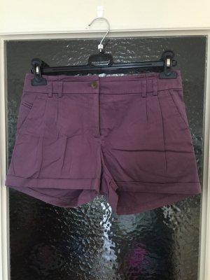 Lila Shorts -elegant