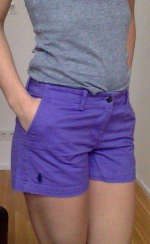 Lila Shorts von Ralph Lauren, Größe 36