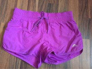 H&M Sport Short de sport violet
