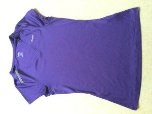 Lila Sportt-Shirt von Reebok