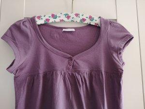 Lila T-Shirt von Promod