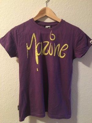 Lila Tshirt von Mazine