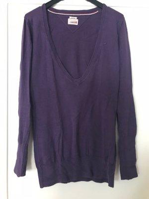 Tommy Hilfiger V-Neck Sweater lilac