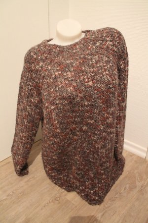 lila violett s.Oliver Wolle Damen Pullover bordeaux Gr.42 Winter Strick top warm