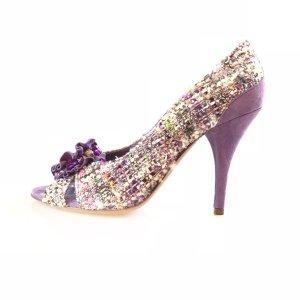 Lilac Moschino High Heel