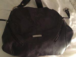 Carry Bag brown violet