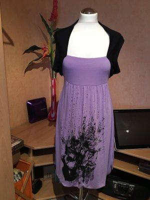 Lilafarbene Kleid große 36/38