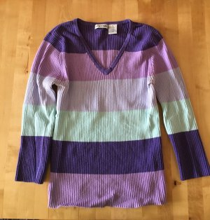 Energie V-Neck Sweater multicolored