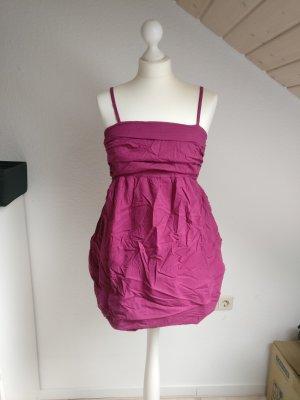 lilanes Ballon Kleid mit Spaghettiträgern Abendkleid Größe 38