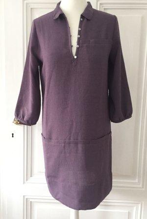 Lilanes Kleid / Longbluse von InWear mit schimmernden Knöpfen