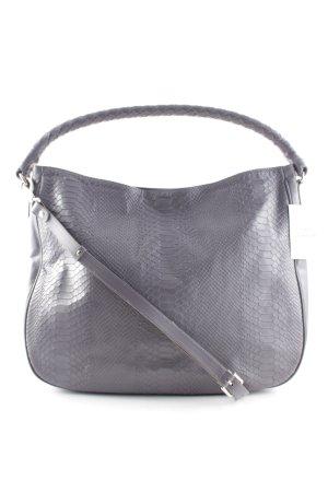 Lili Radu Borsa shopper viola-grigio stile casual