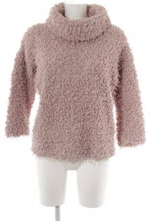 Lilienfels Strickpullover altrosa Casual-Look