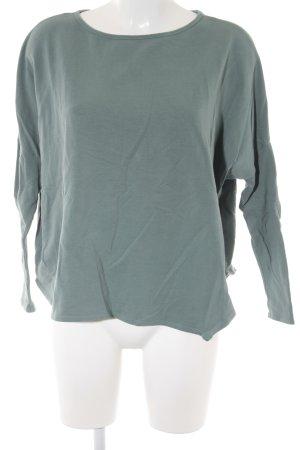 Lilienfels Sweatshirt blassblau Casual-Look