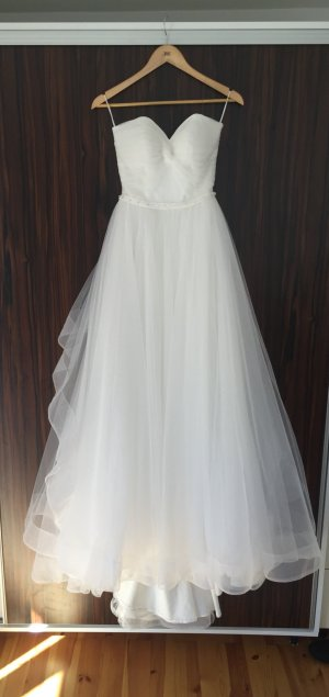 Lilly Wedding Dress white