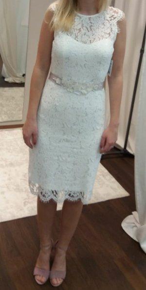 Lilly kurzes Hochzeitskleid inkl Gürtel