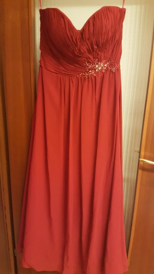 LILLY Rotes Abendkleid