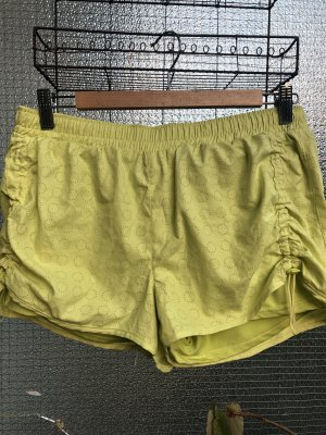 Sport Shorts lime yellow