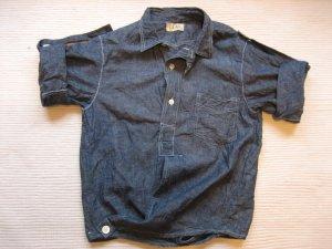 limited Edition Bluse von Levi Strauss Gr. S eher XS 34/36 100% Baumwolle
