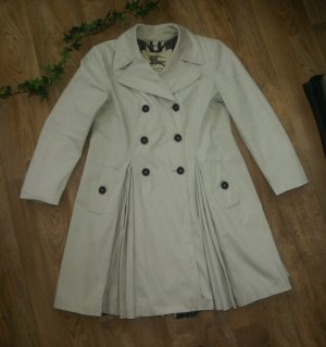 Limited Edition! Burberry Trenchcoat Gr.42/44 M/L stone beige