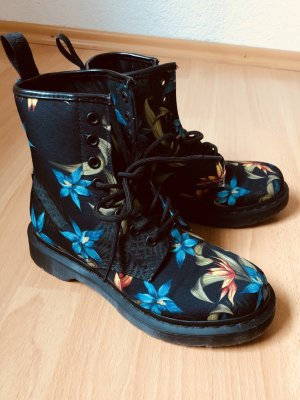 Limited Edition - Dr. Martens Boots mit Blumenprint