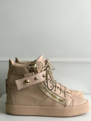 Limited Edition Giuseppe Zanotti High Top Sneaker