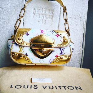Limited edition Louis Vuitton Marilyn Trim Multicolore Bag