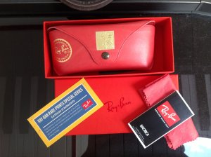 *Limited Edition* RAY BAN Sonnenbrille ORIGINAL WAYFARER LONDON