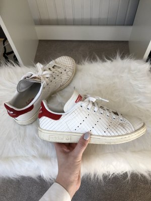 Limited edition Stan Smith adidas mit rot