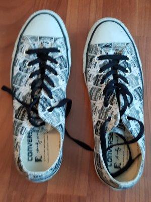 Converse Basket gris clair