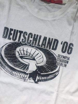 LIMITIERT +++ Esprit T-Shirt Fußball Weltmeisterschaft 2006 +++ only Deutschland roxy burton Top