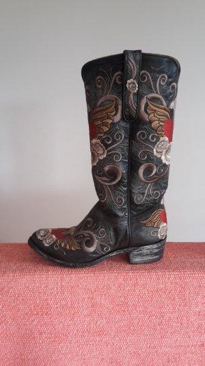 Limitierte Original Mexicana Old Gringo Boots