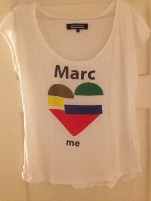 "Limitiertes Tshirt ""Marc loves me"" Alexandra Kiesel x P&C 38"