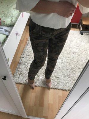 Lindex Camouflage Hose