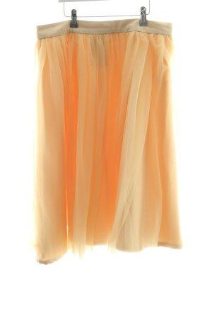 Lindy Bop Tulle Skirt light orange elegant