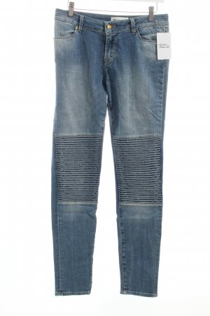Line of Oslo Skinny jeans blauw casual uitstraling