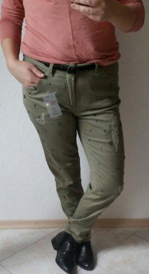 Linea Tesini Jeans Hose 40