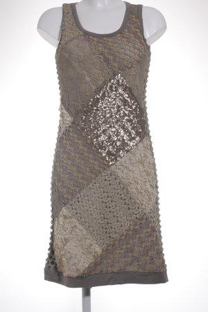 Linea Tesini Jerseykleid mehrfarbig Casual-Look