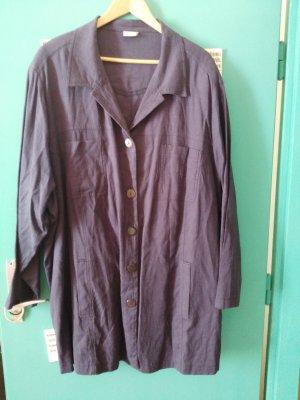 C&A Blouse Jacket dark blue