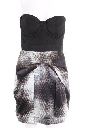 Lipsy A-Linien Kleid Animalmuster extravaganter Stil