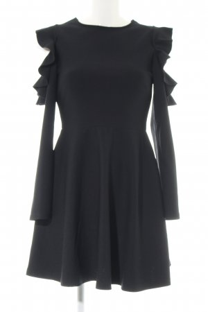Lipsy A-Linien Kleid schwarz Elegant