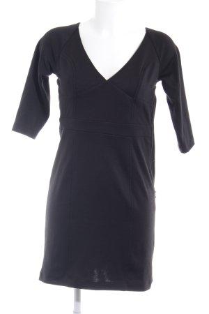 Lipsy A-Linien Kleid schwarz Casual-Look
