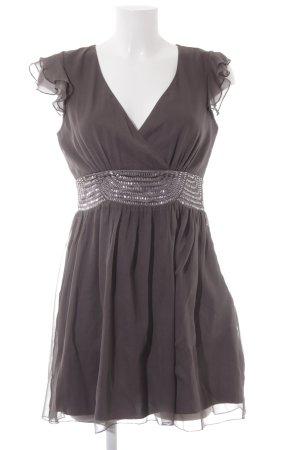 Lipsy Abendkleid graubraun Elegant
