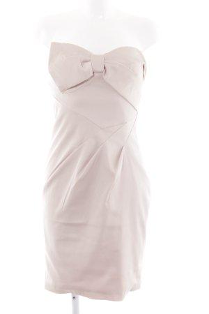 Lipsy Abendkleid rosé Glitzer-Optik