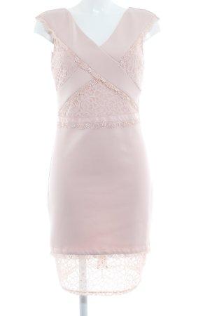 Lipsy Abendkleid rosé Party-Look