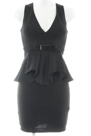 Lipsy Abendkleid schwarz Party-Look