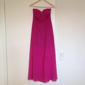 Lipsy Asos Kleid Lang Pink Gr. 36
