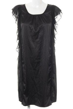Lipsy Babydoll-jurk zwart elegant