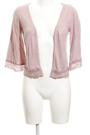 Lipsy Cardigan roségoldfarben Elegant